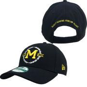 New Era University of Michigan Bicentennial Logo 9FORTY Adjustable Hat