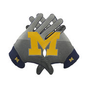 Nike University of Michigan Football Stadium 2.0 Gloves