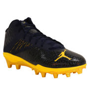 Jordan University of Michigan Football Team Issued ZM Code Elite 3/4 TD Cleats