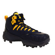 Jordan University of Michigan Football Team Issued Force Savage Pro Shark WD Cleats