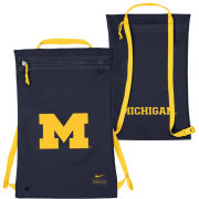Nike University of Michigan Utility Gym Back Sack