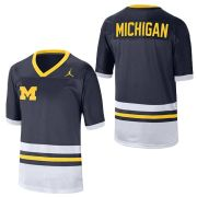 Jordan University of Michigan Football Throwback Jersey
