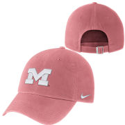 Nike University of Michigan Sea Coral Pigment Washed Heritage86 Unstructured Hat