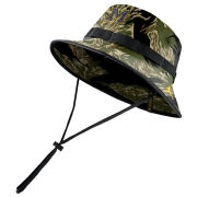 Jordan University of Michigan Football Camouflage Dri-FIT Flex-Fit Safari Bucket Hat