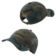 Nike University of Michigan Olive Tactical Camouflage Heritage86 Slouch Hat