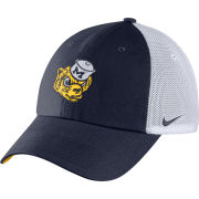 Nike University of Michigan Navy Heritage86  College Vault Wolverine Meshback Slouch Hat