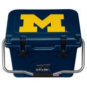 Orca University of Michigan Navy 20 Quart Cooler