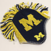 Outerstuff University of Michigan Youth Mohawk Knit Hat