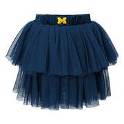 Outerstuff University of Michigan Toddler Navy Tutu Skirt