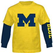 Outerstuff University of Michigan Youth Three-In-One Performance Tee