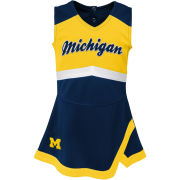 Outerstuff University of Michigan Youth Cheer Dress