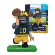 Oyo University of Michigan Campus Legends Tom Brady Mini Figure