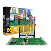 Oyo University of Michigan Football Endzone Set