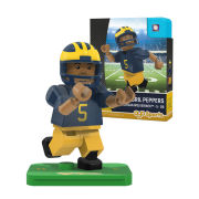 Oyo University of Michigan Football Campus Legends Jabrill Peppers Mini Figure
