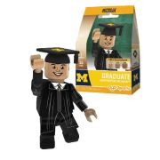 Oyo University of Michigan Graduate Male Mini Figure