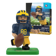 Oyo University of Michigan Football Campus Legends Jake Butt Mini Figure