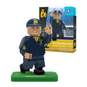 Oyo University of Michigan Football Campus Legends Bo Schembechler Mini Figure