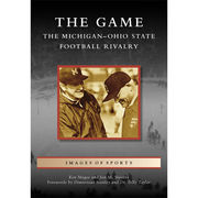 University of Michigan Football Book: The Game- The Michigan/OSU Rivalry