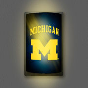 Party Animal University of Michigan MotiGlow Light Up Sign