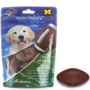 Pet's First University of Michigan Team Treatz Sports Dog Snack