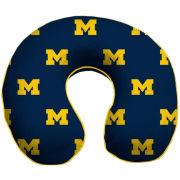 Pegasus Sports University of Michigan Memory Foam Relaxation Travel Pillow