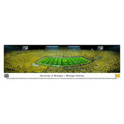 Blakeway Panoramas University of Michigan UTL 2 Panoramic Poster