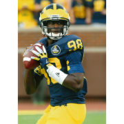 University of Michigan Football Devin Gardner 8x10 Glossy Photo