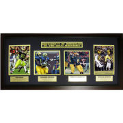 Framed UofM All-Time Greats Print