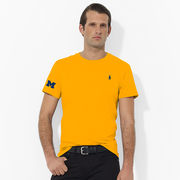 Polo Ralph Lauren University of Michigan Yellow Tee