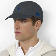 Polo Ralph Lauren University of Michigan Gray Chino Baseball Hat