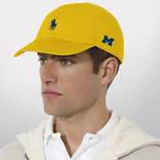 Polo Ralph Lauren University of Michigan Yellow Chino Baseball Hat