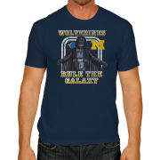 Retro Brand University of Michigan Star Wars ''Rule The Galaxy'' Tee