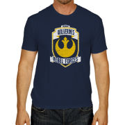 Retro Brand University of Michigan Navy Star Wars Rebel Alliance Tee