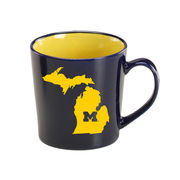RFSJ University of Michigan State of Michigan Nicholas Mug