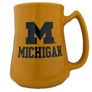 RFSJ University of Michigan Yellow University Coffee Mug