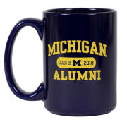 RFSJ University of Michigan Alumni Class of 2018 Coffee Mug