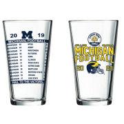 RFSJ University of Michigan Football 2020 Citrus Bowl Pint Glass