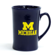 RFSJ University of Michigan Navy ''Lauren'' Coffee Mug
