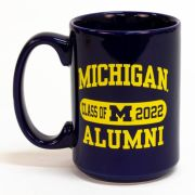 RFSJ University of Michigan Alumni Class of 2016 Navy Mug