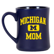 RFSJ University of Michigan Mom Navy Coffee Mug
