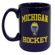 RFSJ University of Michigan Hockey Navy Coffee Mug