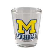 Original University of Michigan 1.5 oz Shot Glass