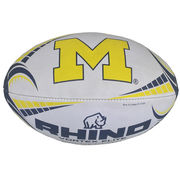 Rhino University of Michigan Rugby Vortex Elite Match Ball