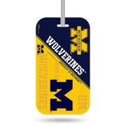 Rico Tag Express University of Michigan Luggage Tag