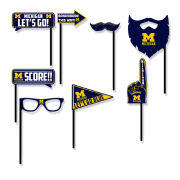 Rico Tag Express University of Michigan Selfie Kit