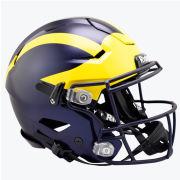 Riddell University of Michigan Football Authentic SpeedFlex Helmet