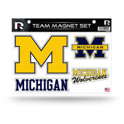 Rico Tag Express University of Michigan Magnet Set