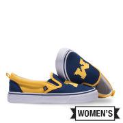 Skicks University of Michigan Women's Slip-On Shoes