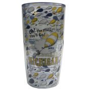 Spirit Products University of Michigan Dr. Seuss ''Oh! The Places You'll Go'' Timba Tumbler