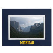 Spirit Products University of Michigan Navy 4x6 Picture Frame